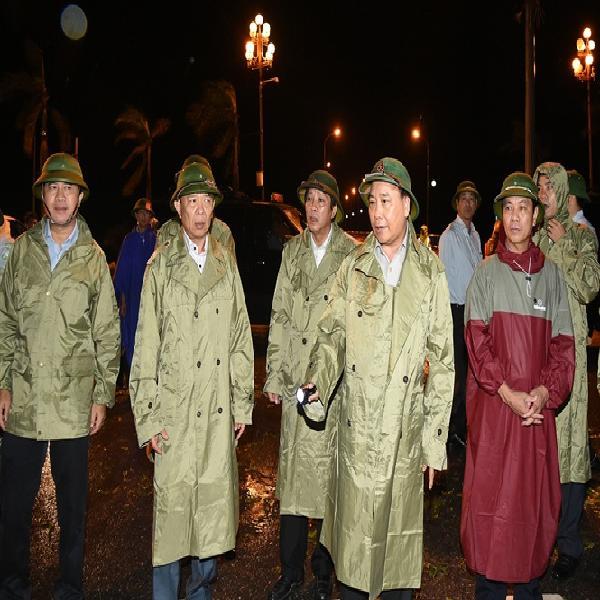 Thủ tướng đồng ý cấp 3.000 tấn gạo hỗ trợ người dân sau bão tại tỉnh Quảng Bình