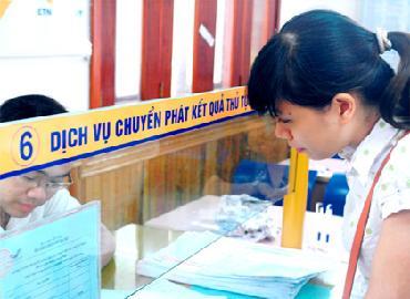 Miễn, giảm cước gửi hồ sơ giải quyết TTHC qua bưu điện