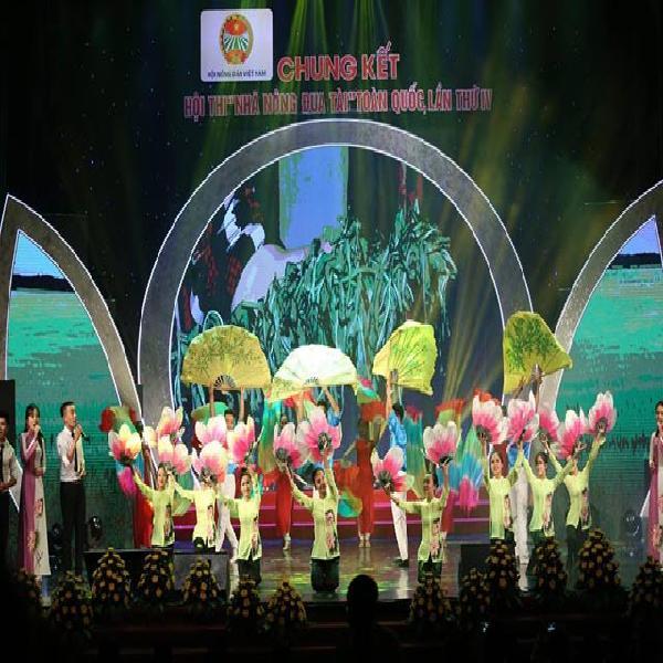 """Hà Tĩnh đạt giải Nhất hội thi """"Nhà nông đua tài"""" toàn quốc lần thứ 4"""