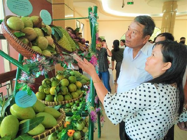 Thị trường trái cây Việt Nam đang rất rộng mở