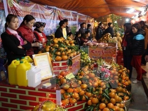 Hội chợ nông đặc sản vùng miền 2017 sắp diễn ra tại Hà Nội