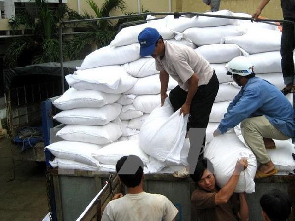 Phú Yên: Sẽ cấp bổ sung gạo cứu trợ đủ theo số lượng quy định