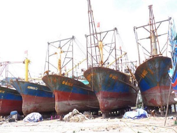 Công ty đóng tàu vỏ thép 'dỏm' đưa ra mức đền bù nhỏ giọt