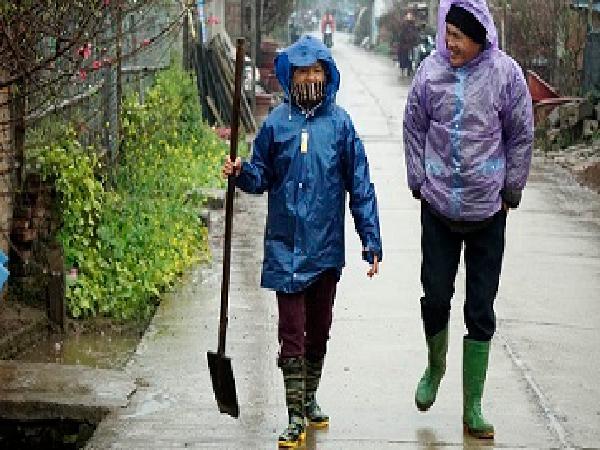 Tin gió mùa đông bắc mới nhất: Hà Nội tụt nhiệt còn 11 độ C, trời mưa và rét đậm