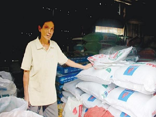 Nông dân lại lo giá phân bón tăng cao