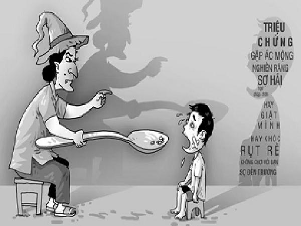 Hành vi bạo hành trẻ em bị xử lí như thế nào?