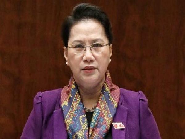 Chủ tịch Quốc hội kêu gọi nhân dân bình tĩnh, không tụ tập đông người, phản ứng quá khích