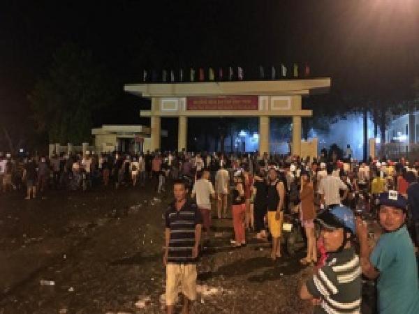 Không để tái diễn các vụ gây rối ở Bình Thuận