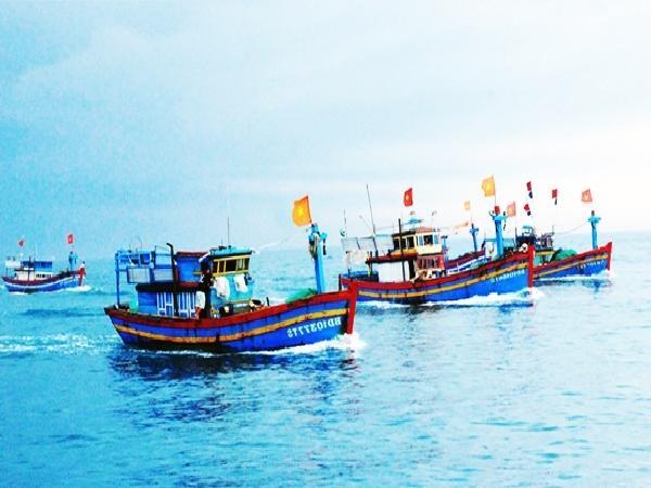 Ngư dân cần biết khi tham gia khai thác hải sản trên biển