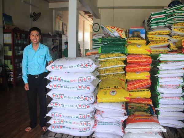 Giá phân bón giảm, tin vui cho bà con nông dân
