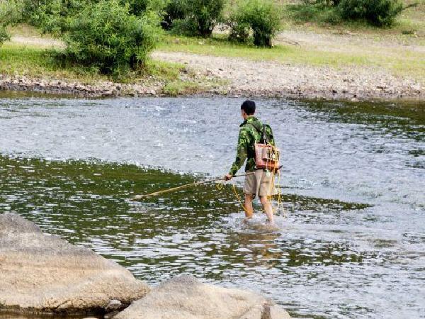 Dùng kích điện, lưới giã cào bắt cá sẽ bị xử phạt như thế nào?