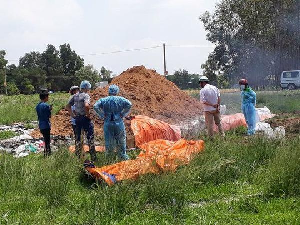 Đồng Nai: Khởi tố vụ án đông lạnh 4,2 tấn thịt heo nhiễm dịch tả heo châu Phi