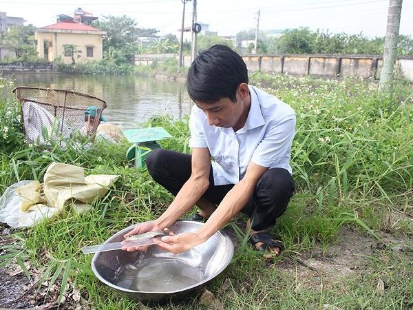 NT-Chăm sóc và quản lý các loài cá nuôi nước ngọt