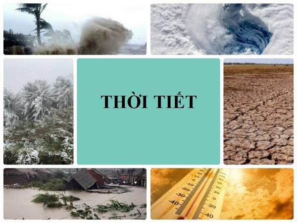 Nhiều hình thức thời tiết cực đoan ảnh hưởng đến vụ mùa