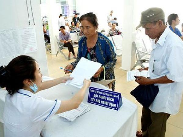 Từ 1/8, mất thẻ BHYT vẫn được thanh toán trực tiếp tiền khám chữa bệnh