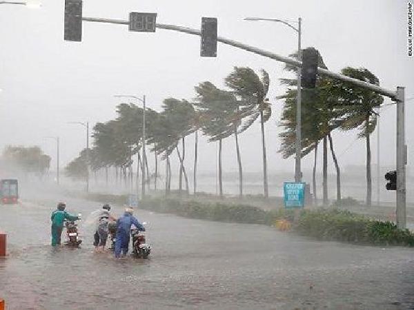 Còn bao nhiêu cơn bão đổ bộ đất liền từ nay đến cuối năm 2019?