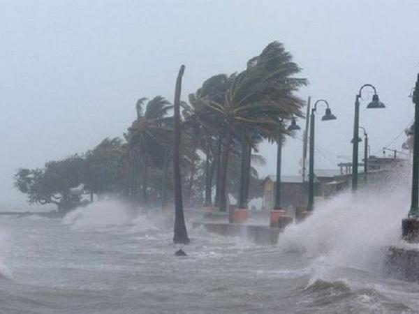Mới nhất: Áp thấp nhiệt đới đã mạnh lên, giật cấp 9 khả năng thành bão