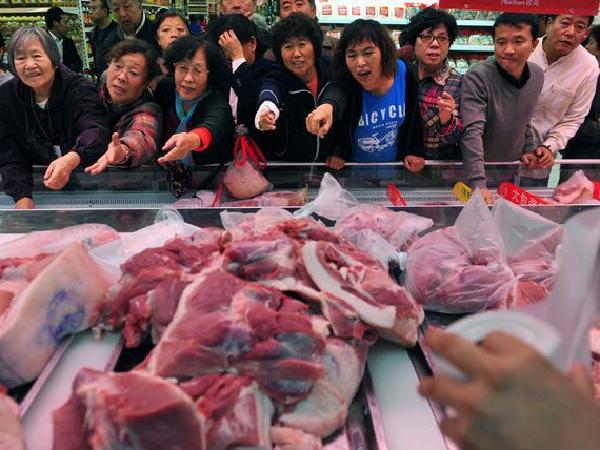 Từ vấn đề thiếu thịt lợn đến khủng hoảng thiếu lương thực toàn Châu Á