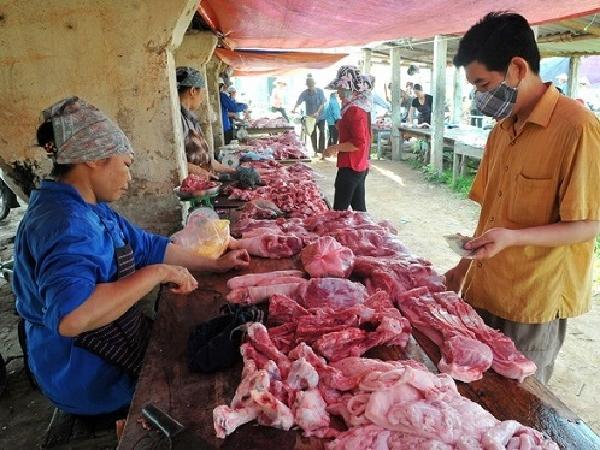 Từ 1/4 tới giá thịt lợn hơi sẽ được điều chỉnh về mức 70.000 đồng/kg