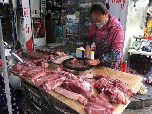 Vi phạm niêm yết giá, tăng giá thịt lợn: Sẽ bị xử lý nghiêm