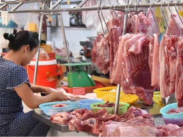 Từ 16/6, giá bán thịt lợn bình ổn tăng cao nhất 29.000 đồng/kg
