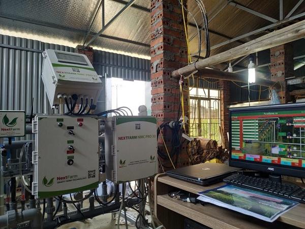 Hệ thống châm dinh dưỡng – giải pháp chăm sóc cây nông nghiệp trên diện tích lớn