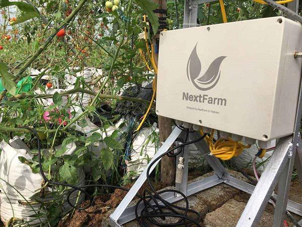 NextFarm SmartFarm - công nghệ để tăng sức cạnh tranh của ngành nông nghiệp Việt Nam