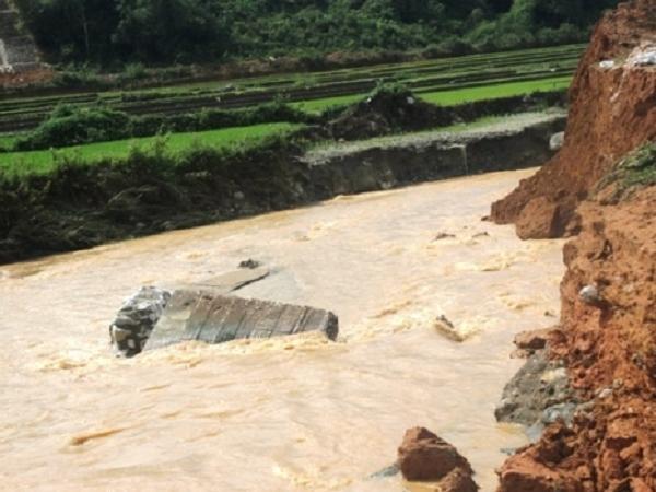 Cả nước sắp đón đợt mưa rất to, xuất hiện nhiều thiên tai nguy hiểm