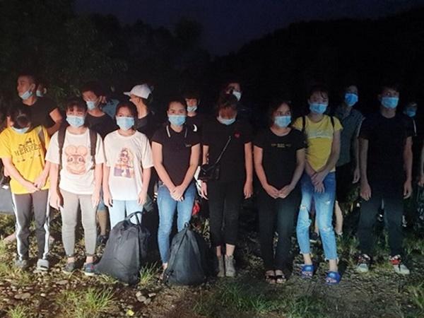 Truy tìm người trốn cách ly sau khi nhập cảnh trái phép từ Trung Quốc  về nước