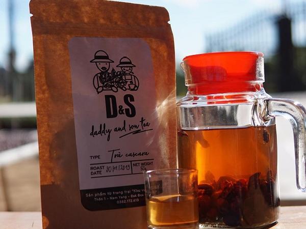 Gia tăng giá trị cây cà phê từ trà làm bằng hoa và vỏ cà phê