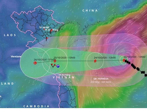 Khả năng hình thành bão số 9 mạnh hơn cơn bão số 8 sắp đổ bộ