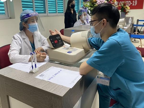 Hà Nội bắt đầu triển khai tiêm vaccine ngừa COVID-19 từ ngày 9/3
