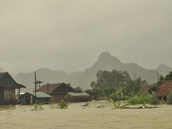 Nóng: Sẽ có 6-8 cơn bão hoặc áp thấp nhiệt đới đi vào Biển Đông