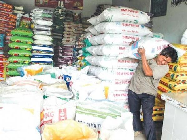 Giá phân ure, kali, DAP tiếp tục tăng sốc, kỷ lục trong 10 năm qua