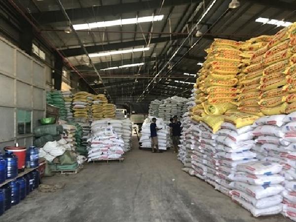 Giá phân DAP tăng mạnh khi Bộ Công thương gia hạn điều tra