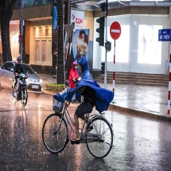 Bắc Bộ có mưa trở lại từ chiều 20/9, Nam Biển Đông đề phòng gió mạnh