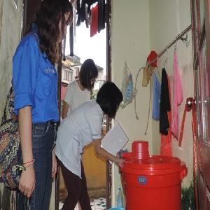 Thành Đoàn Hà Nội: Ra quân phòng chống sốt xuất huyết trên địa bàn thủ đô