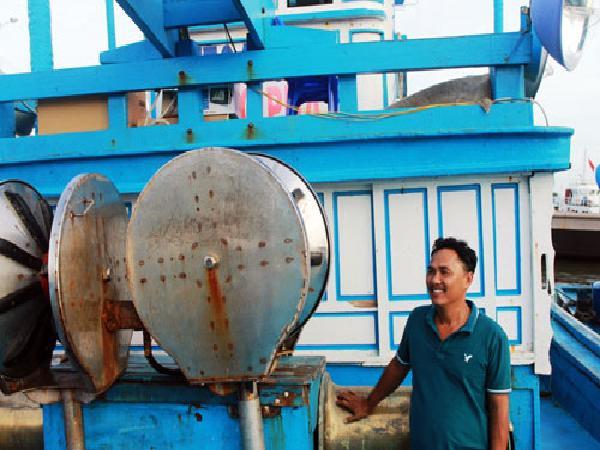 Ninh Thuận: Áp dụng công nghệ dò ngang, ngư dân trúng đậm hải sản