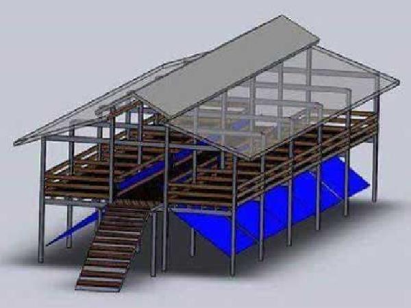 N-Kỹ thuật thiết kế chuồng nuôi dê