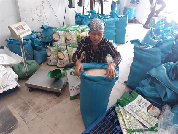 Giá gạo ở Thái Bình tăng 40 – 50%